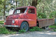 Old Timer Truck Royalty Free Stock Images