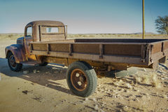 Old-timer truck Royalty Free Stock Photos