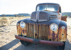 Old-timer truck Royalty Free Stock Photography