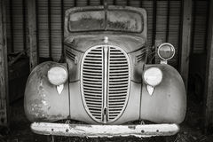 Old Timer Stock Photography