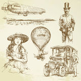 Old times Royalty Free Stock Images