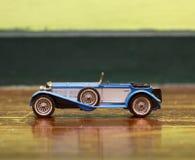 Old tin car Royalty Free Stock Image