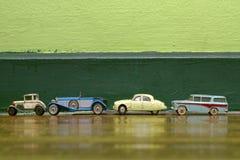 Old tin car Stock Image