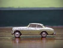 Old tin car Stock Photography