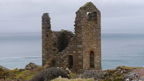 Old tin mine workings in Cornwall Stock Images
