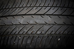 Old tire texture Royalty Free Stock Photos