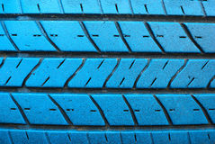 Old tire texture Royalty Free Stock Photo