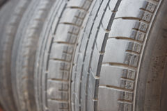 Old tire Royalty Free Stock Image
