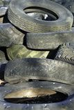 Old tires Stock Photos