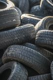 Old tires Stock Photography