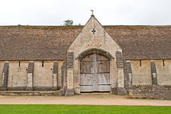 Old Tithe Barn Stock Image