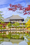 Old Todaiji Temple in Nara. Stock Photography
