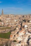 Old Toledo town, Spain Royalty Free Stock Images