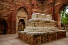 Old tomb royalty free stock images