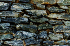Stone Wall. The old tone wall texture Stock Photo