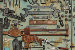Old tools_3 Stock Photography