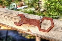 Old tools Stock Images