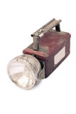 Old torch Stock Photography