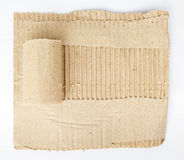 Old torn cardboard paper Stock Photos