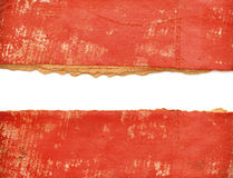 Old torn paper. With space for your message royalty free stock photography
