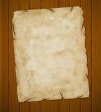 Old torn paper. Vector grunge background. Eps8 (object-group vector illustration