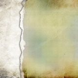 Old Torn Paper Background Royalty Free Stock Photography