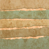 Old torn  paper set Royalty Free Stock Photo