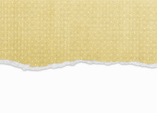 Old torn paper texture Royalty Free Stock Photos