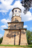Old tower. Babylon, the Czech Republic Stock Image