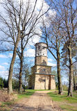 Old tower. Babylon, the Czech Republic Royalty Free Stock Photography