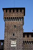 Old tower castle Stock Photography