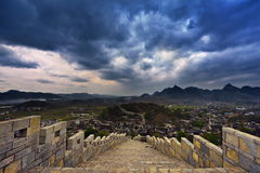 Old tower,china Royalty Free Stock Photography