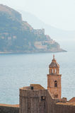 Old tower in Dubrovnik, Croatia Stock Photography