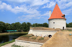 OLD TOWER, ESTONIA Royalty Free Stock Images