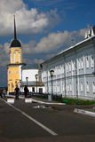 Old tower. Kremlin in Kolomna, Russia. Stock Photography