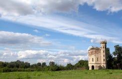 Old tower landscape Stock Image