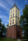 The old tower in Lappeenranta Stock Photos
