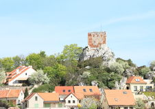Old tower in Mikulov Royalty Free Stock Photo
