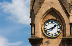 Old tower in Penrith Royalty Free Stock Photo
