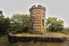 Old Tower in Scotland Stock Photo