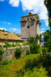 Old Tower, Sudurad Royalty Free Stock Images