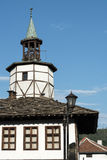 Old tower in Tryavna, Bulgaria Royalty Free Stock Photos