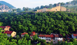 Old tower in Veliko Tarnovo Royalty Free Stock Photography