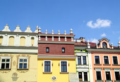 Old town. In tarnow poland Stock Image