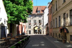 Old town Royalty Free Stock Photos