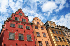 Old Town. In Stockholm, Sweden Royalty Free Stock Image