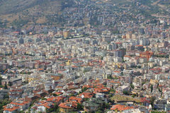 Old town in Alanya Stock Photography
