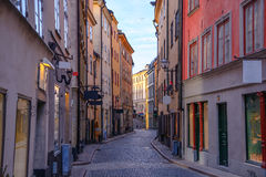 The old town Royalty Free Stock Photo