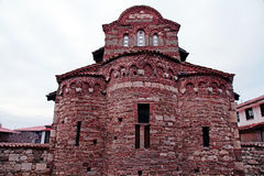 Old Town Ancient Church, Nessebar, Bulgaria Stock Images