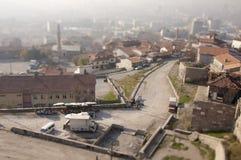 Old Town of Ankara Royalty Free Stock Photo